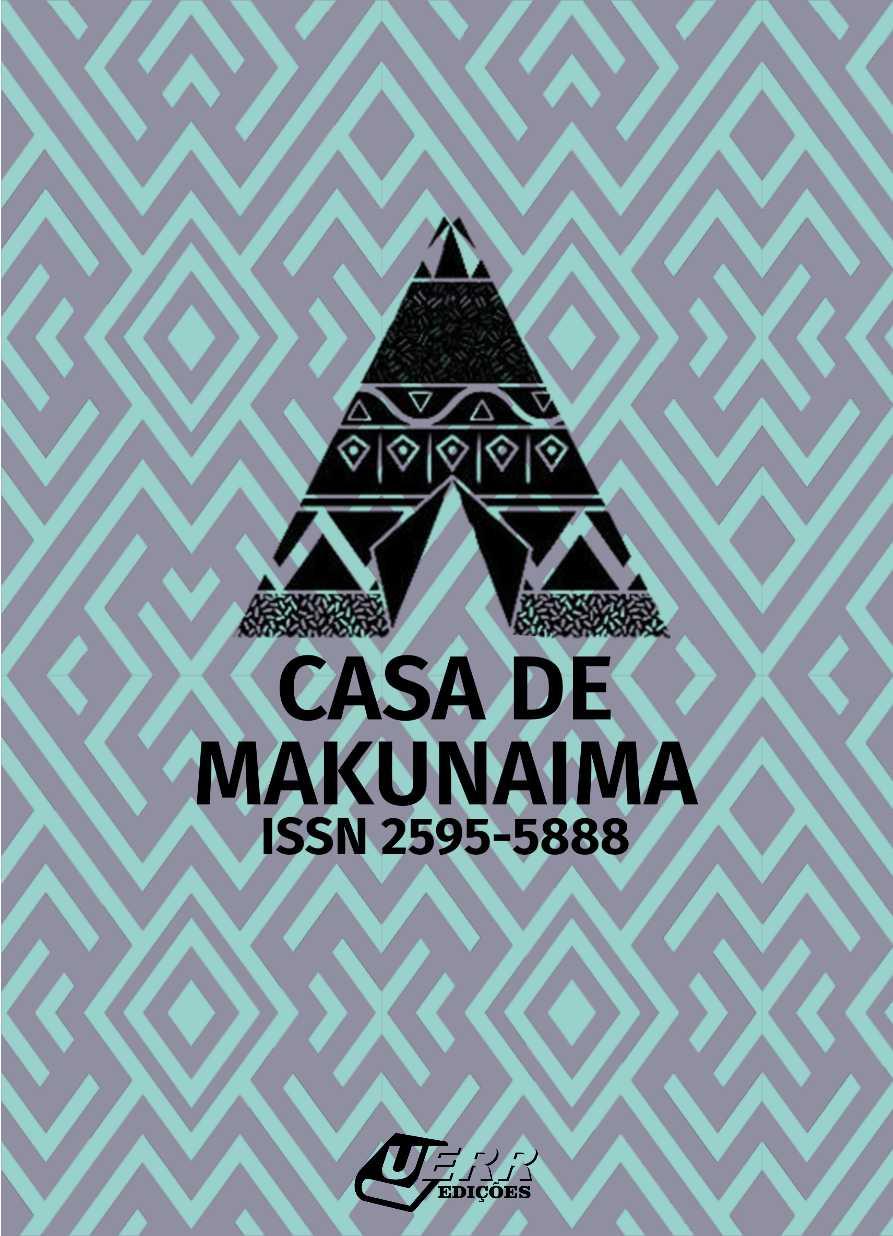 Miniatura da Revista Eletrônica Casa de Makunaima