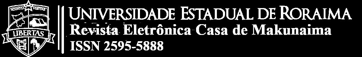 Logo da Revista Eletrônica Casa de Makunaima